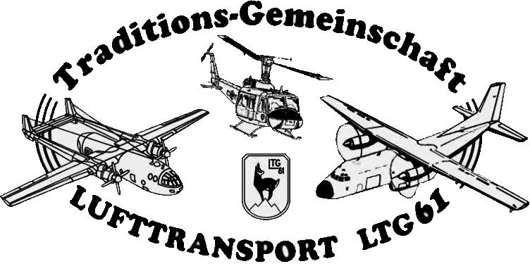 Banner Traditionsgemeinschaft LTG-61